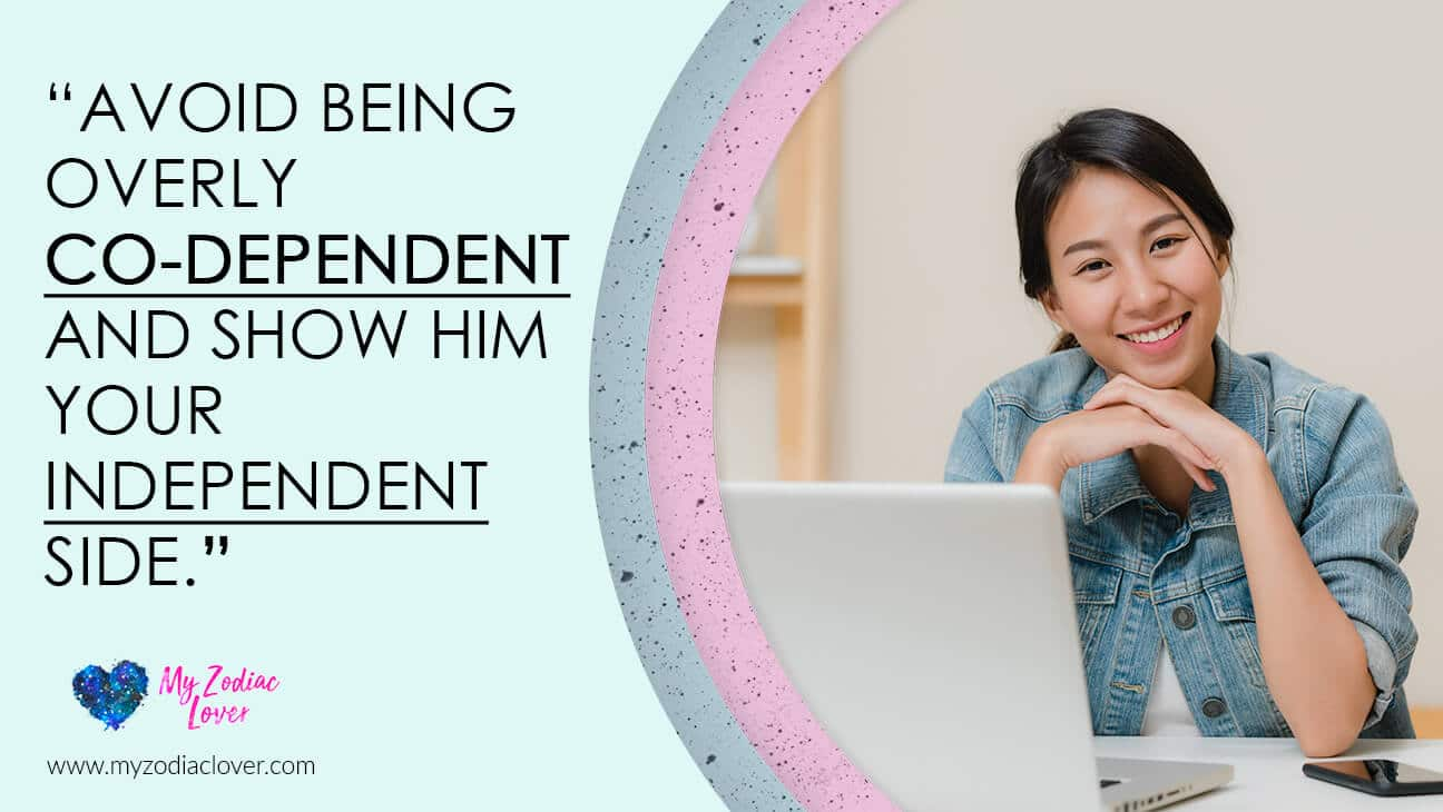 independent woman running her own business